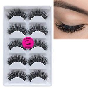 5D False Eyelashes